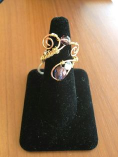 Gorgeous ring by WindscryDesigns - Craft Cafe