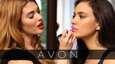 Go from Basic to Bold with Avon & Lauren Andersen | Tutorial. Order these products at www.youravon.com/joyehman