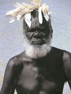 Twi Elder of Northern Bathurst, Australia: via Dr. Runoko Rashidi