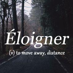 Un nouveau mot chaque jour...