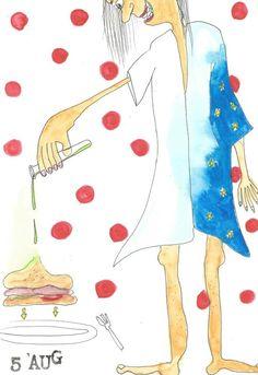 Simsalabim… een hamburger