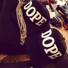 DOPE snapbacks for summer