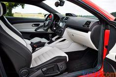 Volkswagen Scirocco 2.0 TDI Gama Scirocco Coupé Interior Asientos 3 puertas