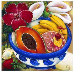 In A Summy Bowl ~ Linda Carter Holman