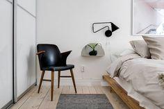 scandinavian interior design Scandinavian Interior Design, Interior Design Inspiration, Rum, Sweet Home, Bedroom, Furniture, Home Decor, Decoration Home, House Beautiful