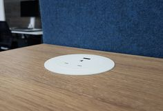 Smart and simple, the Solo In-Desk Power Module gives you discreet power where you need it. Power Led, Office Furniture, Desk, Simple, Products, Desktop, Business Furniture, Office Desk, Offices