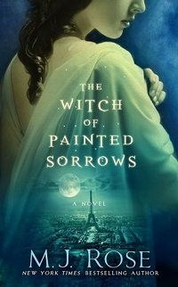 The Witch of Painted Sorrows by M.J. Rose.   Historical Fiction, Romance and a touch of paranormal / ghosties all in France  http://iam-indeed.com/the-witch-of-painted-sorrows-by-m-j-rose-with-excerpt/