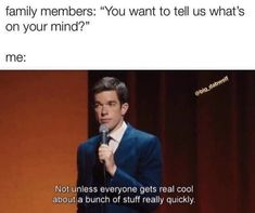 """Stupid Shitposts With No Point Whatsoever - Funny memes that """"GET IT"""" and want you to too. Get the latest funniest memes and keep up what is going on in the meme-o-sphere. John Mulaney, The Smiths, Mary Shelley, Groupes Punk Pop, Satire, Tom Holland, Bond, Super Funny Memes, Youre My Person"""