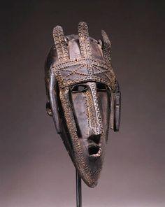 Bamana Marka Mask, Mali
