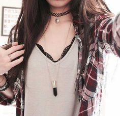 I never thought I would say this, but here we are: chokers are back in style, and if you want to look cool this summer at all, you need to buy one. Okay, no, that second part is not true, it is just what the trend world wants us to think, but even so… choker style necklaces are pretty damn awesome, and you might want to seriously consider purchasing one that fits your ~aesthetic~ for this season.