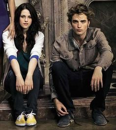 Rob & Kristen for Teen Magazine 2008