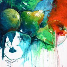 Elements Of Art, Design Elements, Voka Art, Oil Painters, Large Painting, Islamic Art, Watercolor Paintings, Watercolour, Still Life