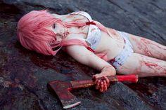 Mihashichu - Yuno Gasai cosplay | Cure Worldcosplay