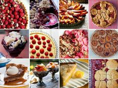 20 pies for the summer