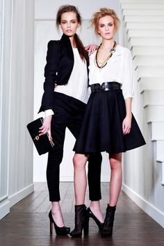 Rachel Zoe Resort 2013 collection.