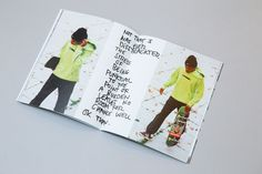 To celebrate the opening of Supreme's new Paris location, the legendary New York skate brand has released a limited zine. Take a look inside here.