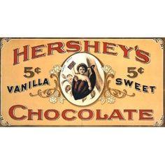 hersheys poster