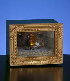 "Phantom of The Opera ""Journey to The Lair"" Shadow Box 2012"