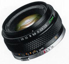 Olympus OM Zuiko 50mm f/1.8