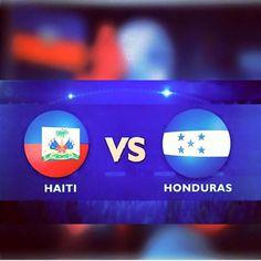 Haiti - Honduras