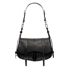 375e4fef82 BuyRadley Grosvenor Medium Leather Shoulder Bag, Black Online at  johnlewis.com Stylish Handbags,
