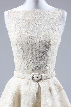 Audrey Hepburn's Oscar dress designed by Edith Head/Givenchy.