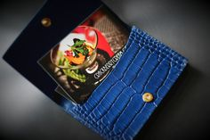 Smythson Mara Card case in faux croc with my blog's business cards Smythson, Card Case, Crocs, Business Cards, My Photos, About Me Blog, Lipsense Business Cards, Name Cards, Visit Cards