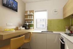 Дизайн маленькой кухни 6 кв.м. - Дизайн интерьеров   Идеи вашего дома   Lodgers