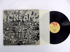 Cream - Wheels of Fire - 1972 Reissue RSO RS-2-3802 NM/NM