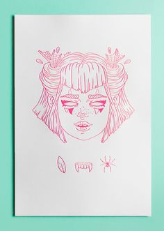 $90 - Rituals x Lauren Carney - Limited Edition of 25 - Letterpress Printed