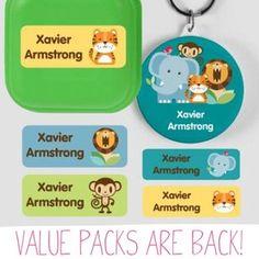 Stuck on You value packs are back! Shop>www.stuckonyou.biz