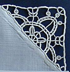 Needlelace Reticella