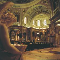 Our Lady of Victory Basilica in Buffalo NY