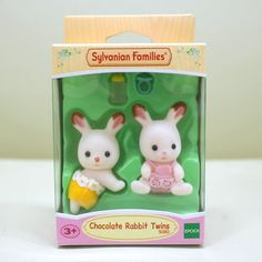 Epoch Calico Critters Twins of dolls deer Shi 67