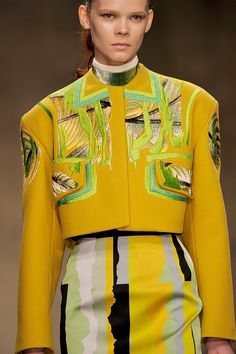 Peter Pilotto Fall  Ready -to-Wear 2013