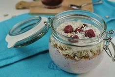 Overnight oats – Goonora Overnight Oats, Blog, Morning Breakfast, Meal, Recipe