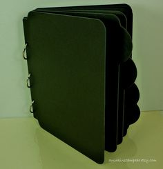 A new rectangular shaped album for those larger or multi-picture pages.