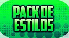 Pack De Estilos Impresindibles Para Tu Photoshop CS6.