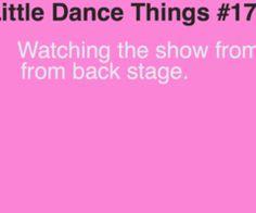 Little Dance Things... love it