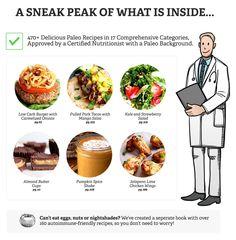 Paleo Grubs Book | 470+ Paleo Recipes in 17 Categories
