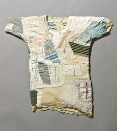 Patches | Repair | Mending | Patchwork | Top tee shirt |