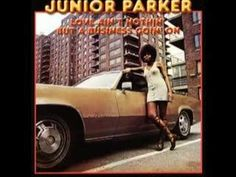 "Beatles Cover; Junior Parker - Taxman.  Mr. Blues' languid take was sampled by Cypress Hill for ""I Wanna Get High""..."