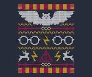 Risultati immagini per harry potter knit grid motif