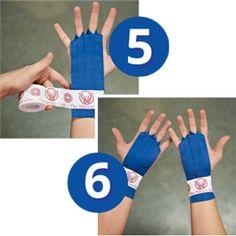 The natural grip. Better than workout gloves!
