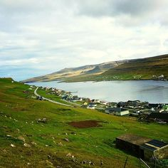 Photo taken at Føroyar   Færøerne   Faroe Islands by Rannvá W. on 5/12/2014