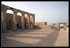 Qatar Abandoned Fishing Village
