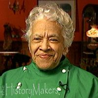 The amazing Leah Chase.