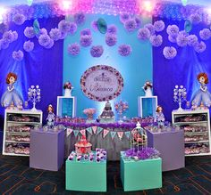 Sofia the First Princess Party #princess #sofiathefirst