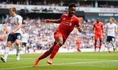 Sterling celebrates.