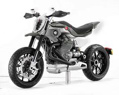 Moto Guzzi V12X Concept 2010  =   W  E  A  P  O  N  !